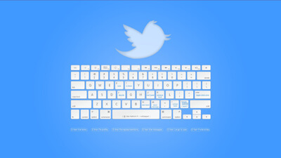 minimalistic-keyboards-twitter-hotkeys-social-media-2560x1440-wallpaper